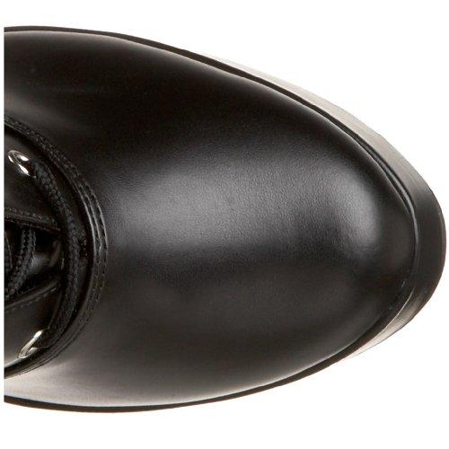 Pleaser Electra-2029 Plateau Stiefel schwarz 38.5