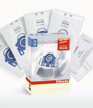 Type G/N Airclean Filterbags, 5 Boxes