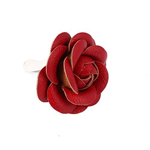 Duoying Ambientador Perfume Clip Premium Camellia Multicolor Aroma Car Styling