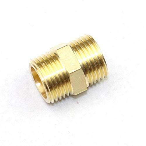 Eaglers Connector - 1pcs M22 Adapter Pressure Washer Brass Hose Fitting Connector