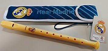 Set Flauta+Funda Real Madrid Safta 81857475: Amazon.es ...