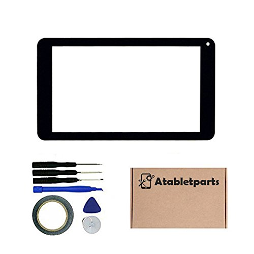 Atabletparts Replacement Digitizer Touch Screen for NeuTab K1S 10.1 Inch Quad Core Tablet