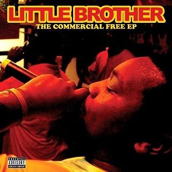 Resultado de imagen para Little Brother - The Commercial Free EP
