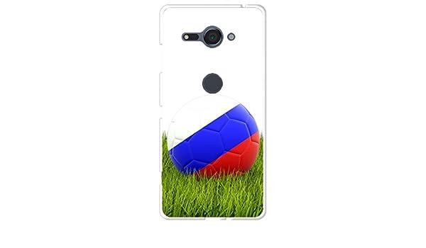 BIPOP CASE Carcasa balón Rusia Copa Mundial fútbol Sony Xperia XZ2 ...