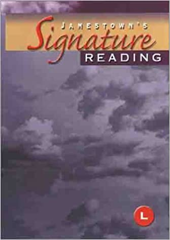 Jamestown's Signature Reading: Level L