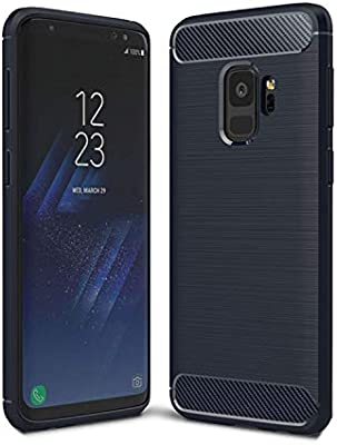 Amazon.com: Phone Case for Samsung Galaxy S9 Plus Carbon ...