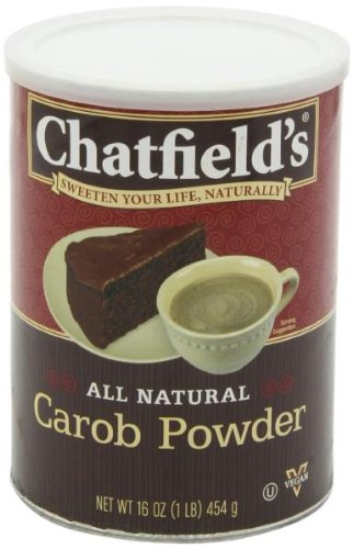 Chatfields All Natural Premium Carob Powder