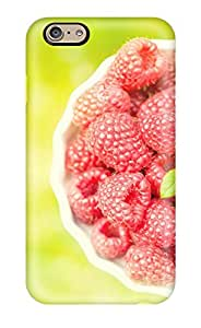 Shock-dirt Proof Raspberries Case Cover For Iphone 6