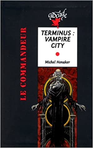 Livres Terminus, Vampire city epub pdf