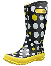 Bogs Kids Dots Waterproof  Rain Boot