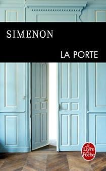 La porte par Simenon