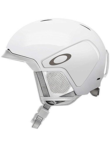 Shoes White Oakley (Oakley Mod3 W/Mips Snow Helmet, Polished White, Medium)