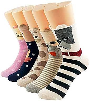 Women Socks 5 Pairs