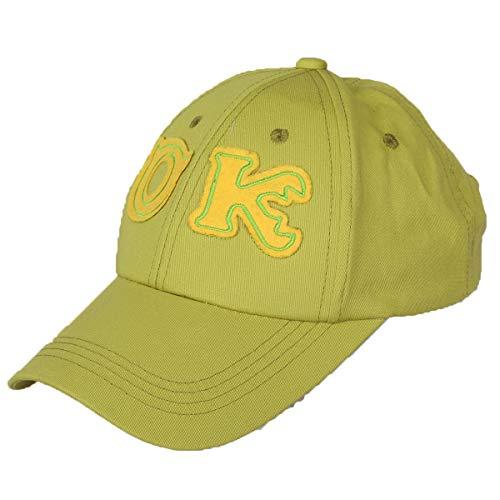 (Xcoser Oozma Kappa Baseball Cap Mike Wazowski Cosplay Hat Adults Adjustable Snapback)