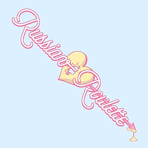 Red Velvet - Russian Roulette (3rd Mini Album) CD with an Official Folded Poster and Extra Photocard