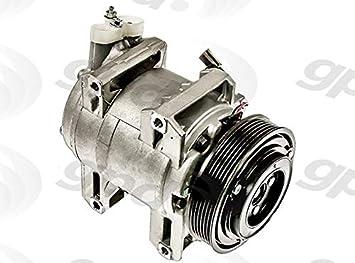 Amazon Com Global Parts Distributors New A C Compressor Fits 08 13 Rogue 6512863 Automotive