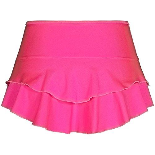 Jupe Annsfashion Annsfashion Jupe Uni Uni Jupe Rose Femme Rose Annsfashion Femme qW4pUEw4