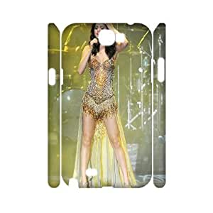 ZK-SXH - Selena Gomez Brand New Durable 3D Cover Case Cover for Samsung Galaxy Note 2 N7100,Selena Gomez Cheap 3D Case