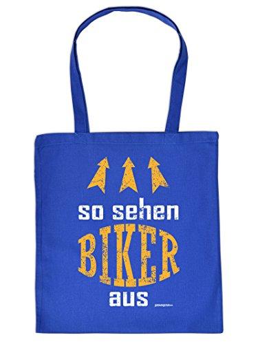 Tote Bag Biker Borsa Con Borsa Tote Must-have Tote Bag Idea Regalo Divertente Tote Bag