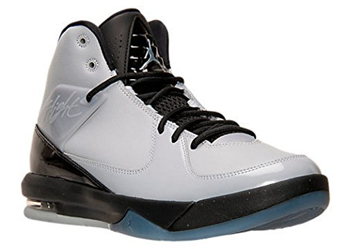 Jordan Air Incline Basketball Mens (11 D(M) US, Wolf Grey/Metallic Silver-Black)