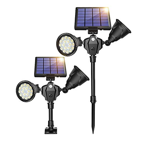 Solar Spot Lamps in US - 4