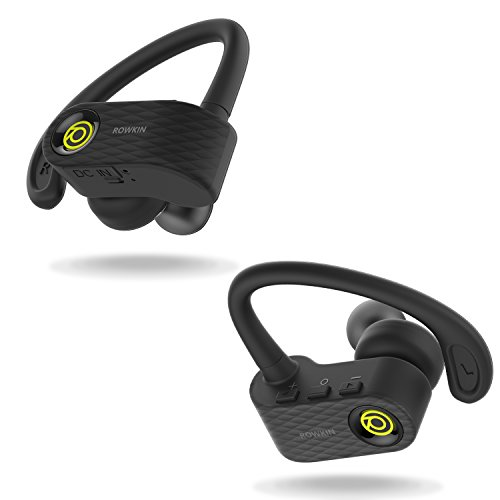 Rowkin Surge: True Wireless Headphones, Bluetooth Earbuds, Stereo Hands-free