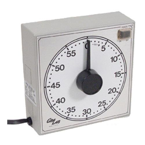Gralab 254 Timer 60-Minute # Commercial 120V New 81303