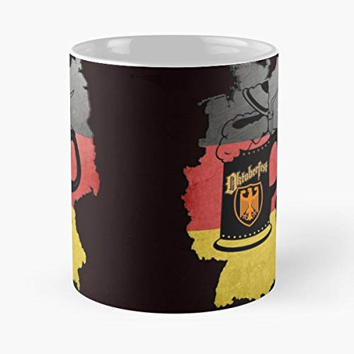 Beer Drinker Gifts Halloween Whether Youre Going To Germany Or Celebrating Oktoberfest 2018 At Home This Is A Fun Design For You - 11 Oz Coffee Mugs Ceramic,the Best Gift Holidays.