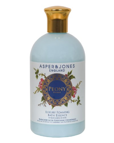 (Asper & Jones Peony Moisturising Bath Essence)