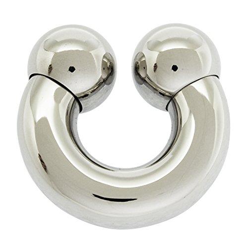 surgical-steel-large-gauge-body-piercing-ring-horseshoe-circular-barbell-00g-0g-2g-4g-6g-8g
