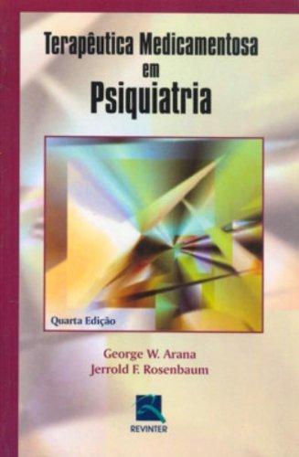Terapeutica Medicamentosa Em Psiquiatria (Em Portuguese do Brasil)