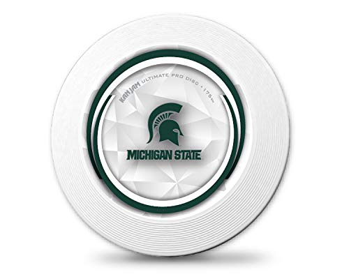 PROLINE NCAA College Michigan State Spartans Ultimate Pro Flying Disc