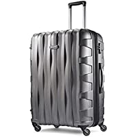 "Samsonite Ziplite 3.0 20"" Carry On Hardside Spinner Luggage (Silver Oxide) + $15 Kohls Cash"