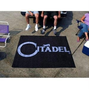 (The Citadel Tailgater Rug)
