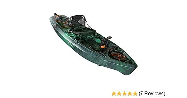 Old Town Topwater 106 PDL Angler Fishing Kayak