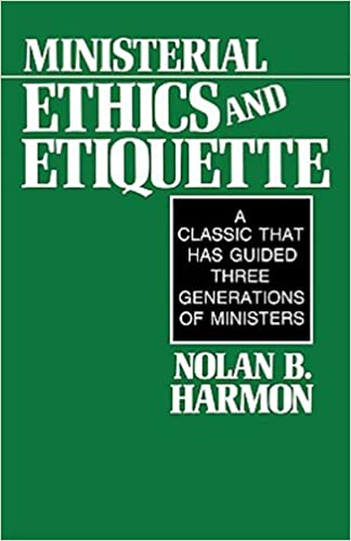 Ministerial ethics and etiquette kindle edition by nolan harmon ministerial ethics and etiquette revised edition kindle edition fandeluxe Choice Image