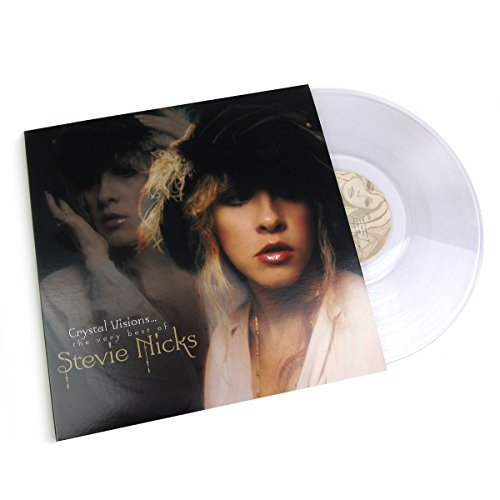 Stevie Nicks: Crystal Visions...The Very Best Of Stevie Nicks (Colored Vinyl) Vinyl 2LP (Vinyl Crystal Visions)