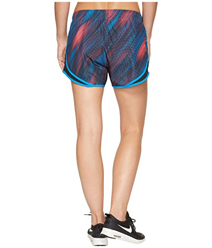 Pink Racer Tempo Black NIKE Women's Running Wolf Photo Grey Dry Blue Lt Short ZwExqXYYf