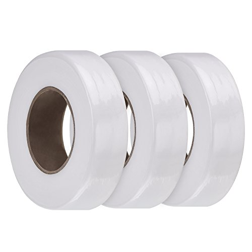 Hotop 3 Pack 5/ 8 Inch Hemming Tape Fabric Fusible Web Tape Adhesive Iron-on Tape Each 27 (Sticky Web)