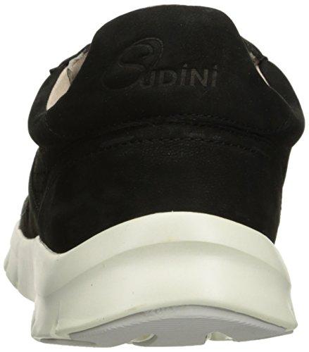 Sudini Vrouwen Tammi Fashion Sneaker Zwart