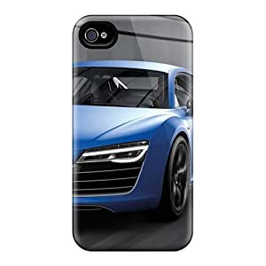 For OHe1066AtHQ Audi R8 V8 Protective Case Cover Skin/Iphone 6 plus Case Cover