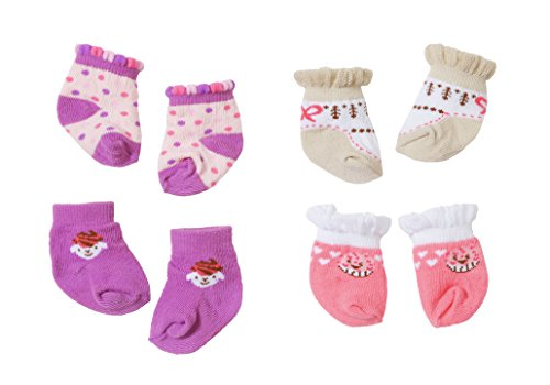 Baby Annabell Socks (Styles Vary), used for sale  Delivered anywhere in USA