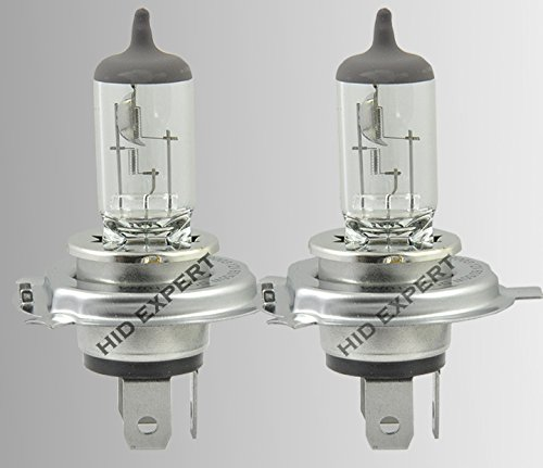 JDM H4 HB2 9003 12V 60/55W CLEAR HALOGEN OEM HEADLIGHT LIGHT Direct Replacement Bulbs