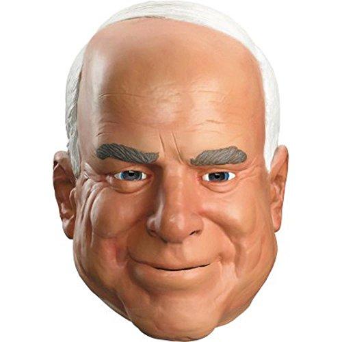 John Mccain Mask - McCain Mask