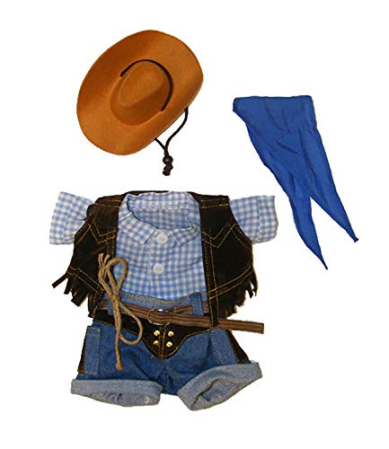 Cowboy Outfit Fits Most 8