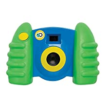 Discovery Kids Digital Camera and Video - Blue/Green