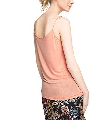 edc by Esprit Leichte Qualität, Camiseta sin Mangas para Mujer Naranja (SALMON 860)