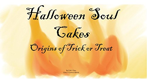 Halloween Soul Cakes: Origins of Trick or Treating]()