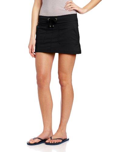 prAna Women's Bliss Skort, Small, Black
