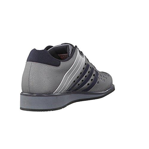 adidas Chaussure d'haltérophilie Drehkraft Unisexe, Gris, 46 2/3
